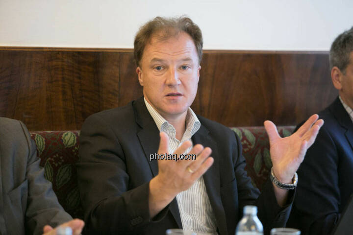 Andreas Dangl (Vorstandsvorsitzender W.E.B Windenergie AG)