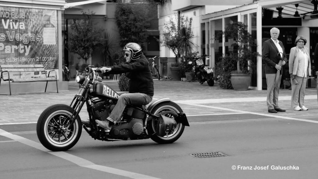 Velden Biker, © Franz Josef Galuschka (02.09.2014)