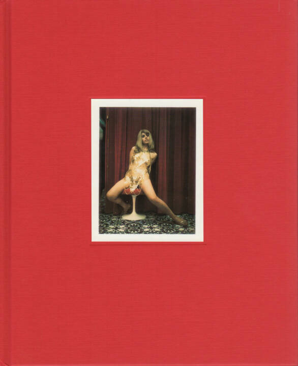 Carlo Mollino - Polaroids, Verlag Bernd Detsch/Damiani Editore, 2014, Cover - http://josefchladek.com/book/carlo_mollino_-_polaroids