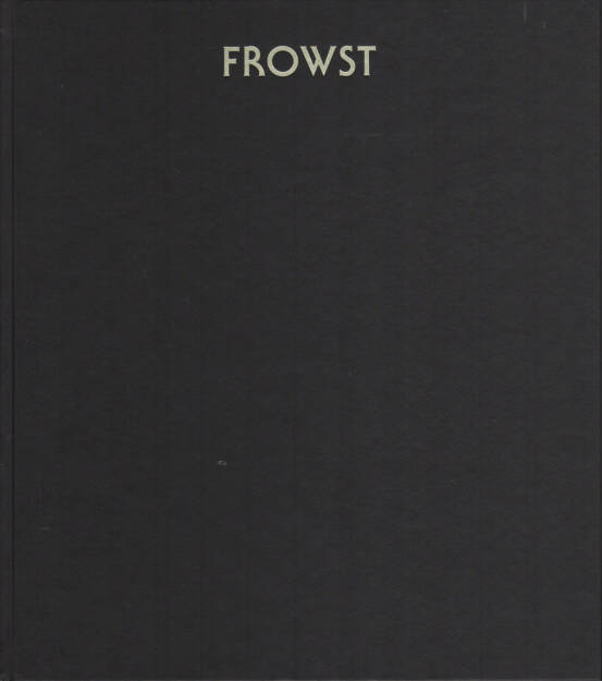 Joanna Piotrowska - FROWST, MACK, 2014, Cover - http://josefchladek.com/book/joanna_piotrowska_-_frowst, © (c) josefchladek.com (03.09.2014)
