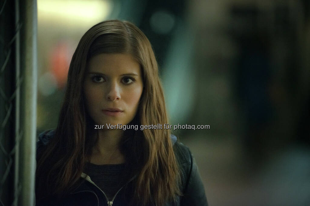 Journalistin Zoe Barnes (Kate Mara), House of Cards: Season 2, © 2014 MRC II Distribution Company L.P. All Rights Reserved (03.09.2014)