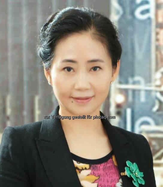 Xiaping Zhou / Präsidentin der Xingyu Gruppe: I&T GmbH, Produzent für Flachleitertechnologie, Burgenland, ist eine strategische Partnerschaft mit dem Unternehmen Xingyu eingegangen (04.09.2014)