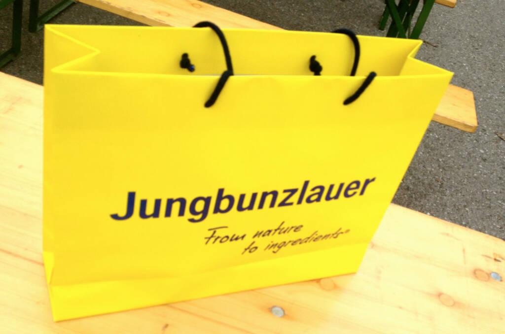 Jungbunzlauer beim Wien Energie Business Run 2014 (04.09.2014)