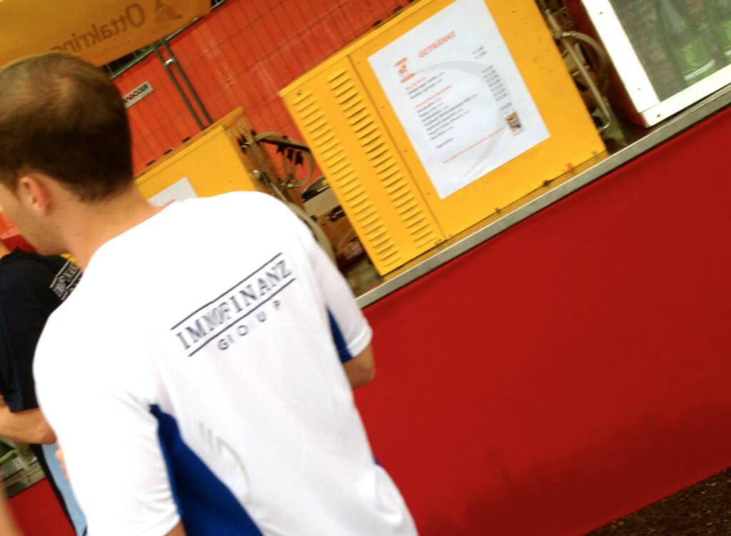 Immofinanz beim Wien Energie Business Run 2014 (04.09.2014)