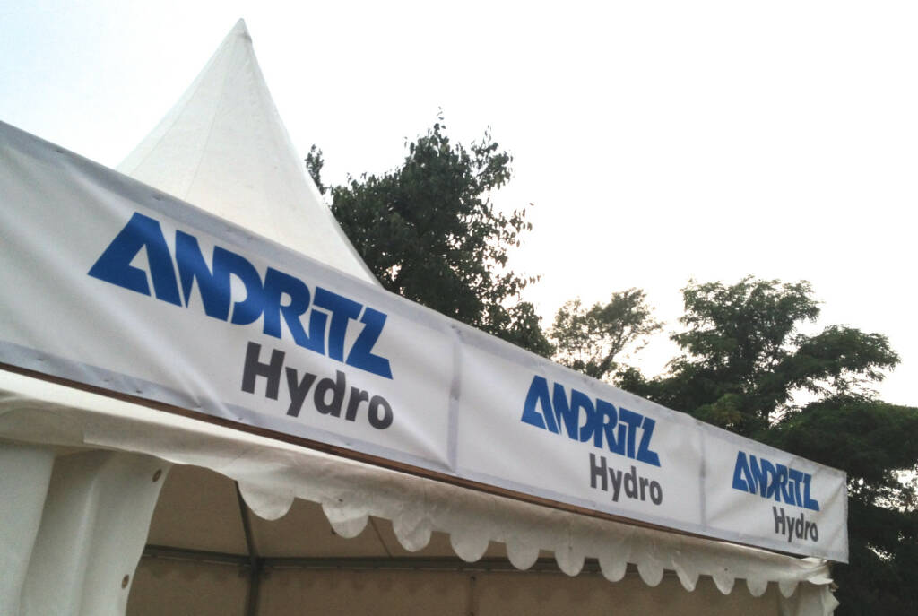 Andritz beim Wien Energie Business Run 2014 (04.09.2014)