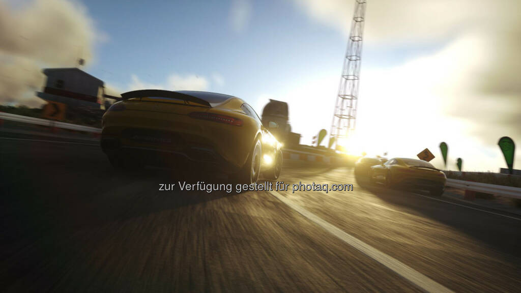 Mercedes-AMG GT exklusiv im neuen PlayStation®4 Rennspiel DriveclubTM: Weltweite Kooperation von Mercedes-AMG und Sony Computer Entertainment zur Markteinführung eines neuen Konsolen-Rennspiels  (05.09.2014)