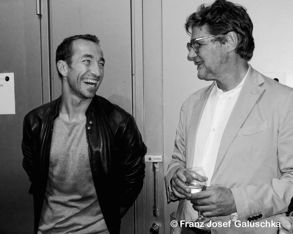Manuel Ortlechner und Peter Coeln, © Franz Josef Galuschka (05.09.2014)