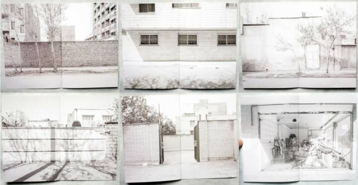 Alireza Malekian - Origin, The Velvet Cell, 2014, Beispielseiten, sample spreads - http://josefchladek.com/book/alireza_malekian_-_origin