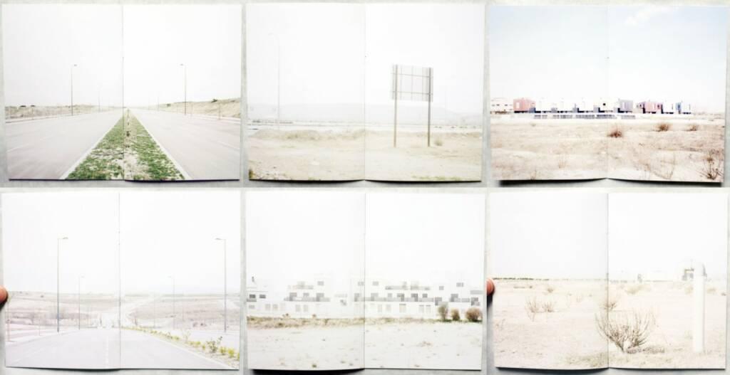 Gage Solaguren - 20,000 New Homes, The Velvet Cell, 2014, Beispielseiten, sample spreads - http://josefchladek.com/book/gage_solaguren_-_20000_new_homes, © (c) josefchladek.com (05.09.2014)