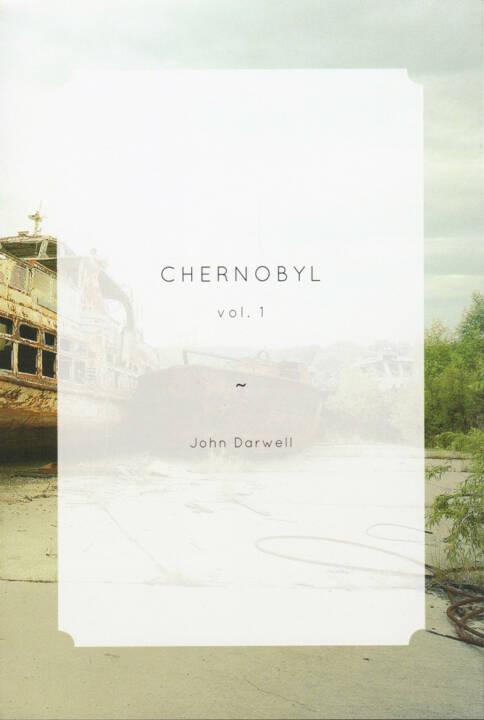John Darwell - Chernobyl vol. 1, The Velvet Cell, 2014, Cover, http://josefchladek.com/book/john_darwell_-_chernobyl_vol_1