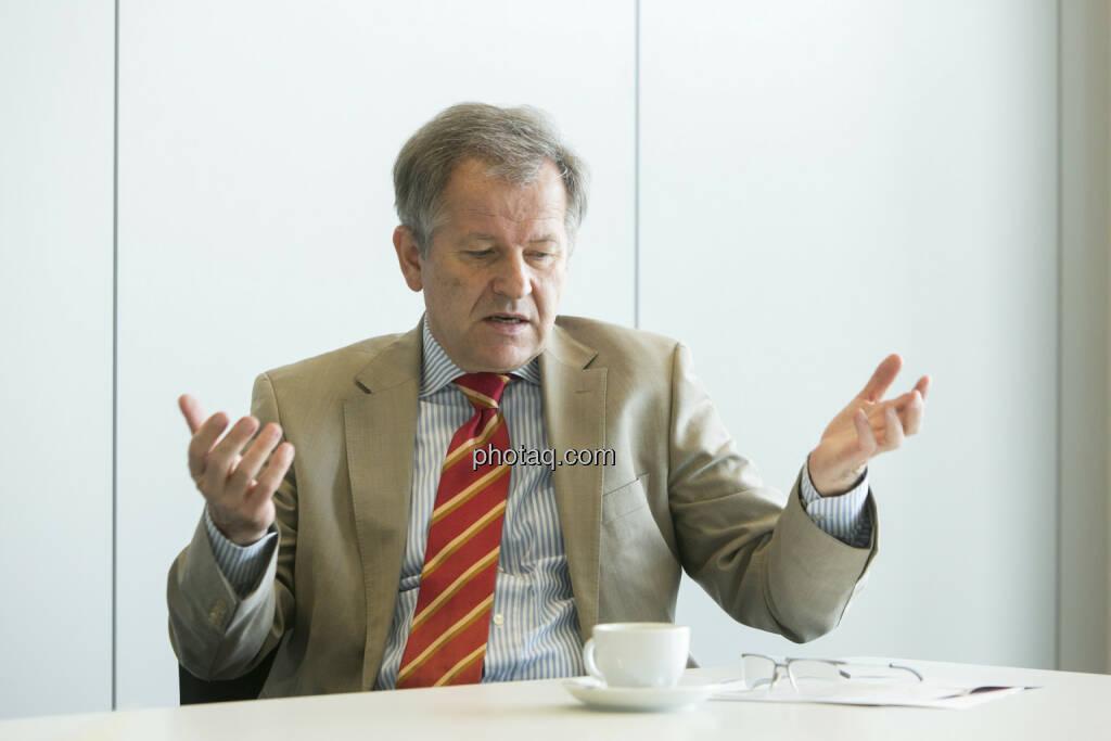 Eduard Zehetner (Immofinanz), gestikuliert, © Martina Draper (15.12.2012)