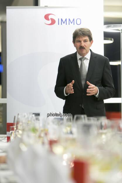 Ernst Vejdovszky (S Immo), © Martina Draper (15.12.2012)