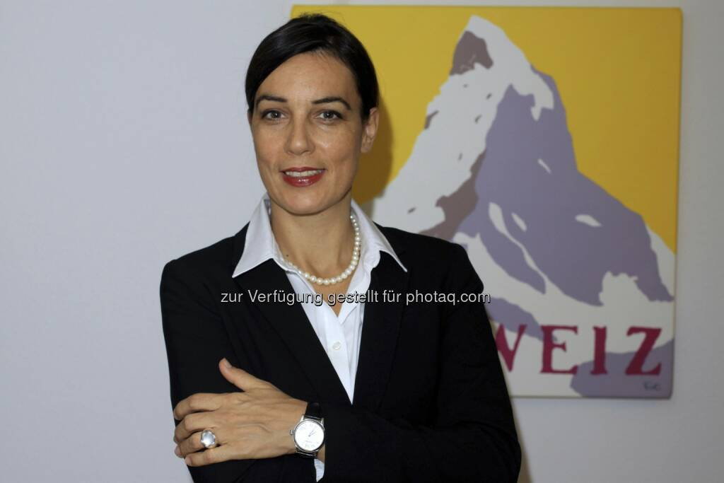 Christine Theodorovics,  Zurich Insurance Group (22.01.2013)