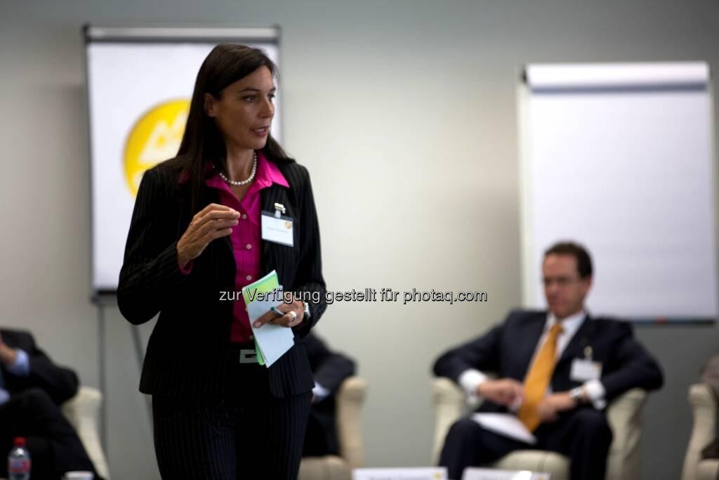 Christine Theodorovics,  Zurich Insurance Group (c)  Zurich Insurance Group (22.01.2013)