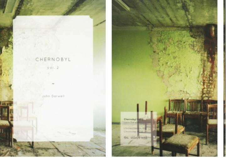 John Darwell - Chernobyl vol. 2, The Velvet Cell, 2014, Cover, http://josefchladek.com/book/john_darwell_-_chernobyl_vol_2