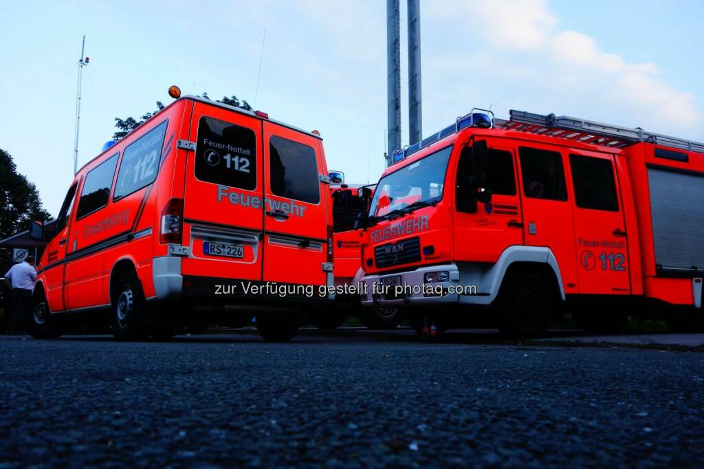 Feuerwehr, © Dirk Herrmann (08.09.2014)