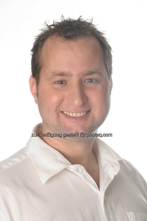 Harald Peter BNI-Exekutivdirektor in Vorarlberg