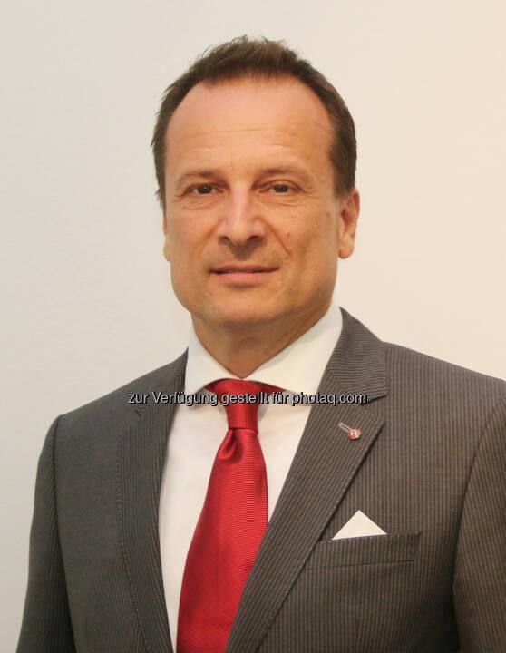 Martin Lachout ist neuer Vorstand der Arcotel Hotel AG