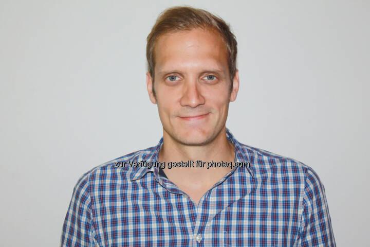 Florian Janousek ist ab sofort für Weiterentwicklung der oe24-Portale zuständig.