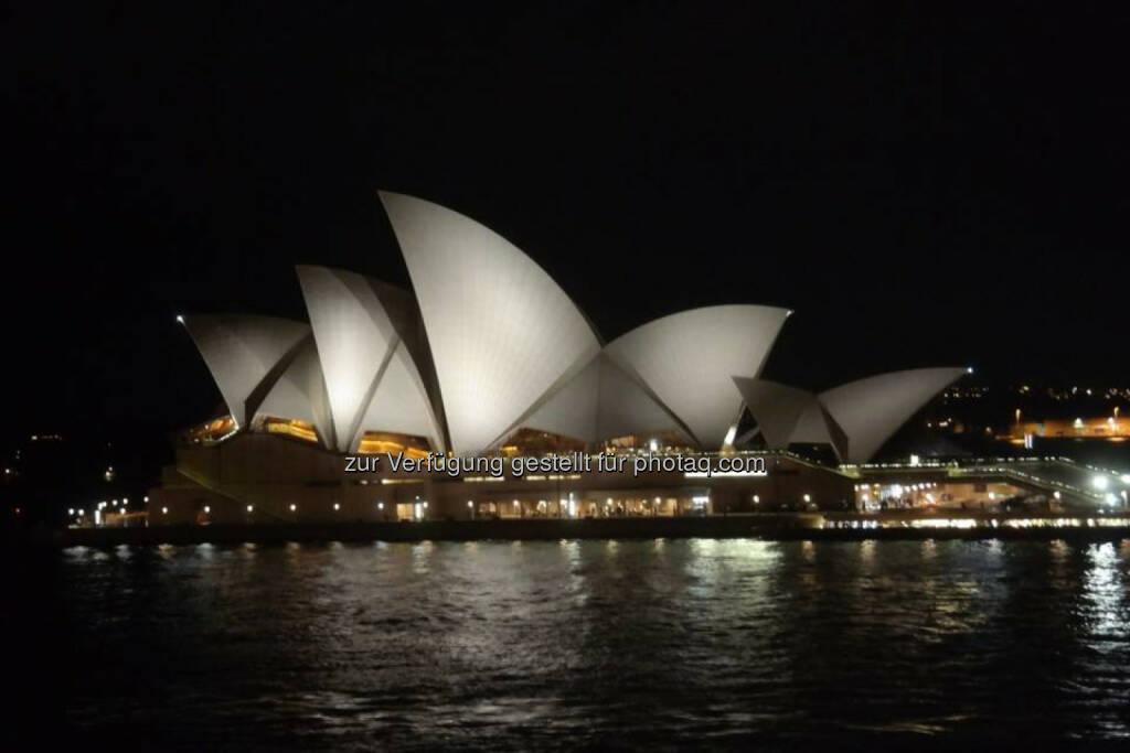 Opernhaus, Sydney, Australien, © Gerald Pollak (10.09.2014)