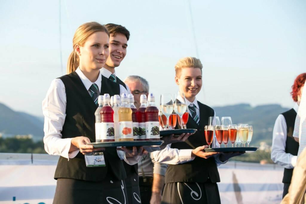 Catering  (Bild: voestalpine/Linz AG) (10.09.2014)