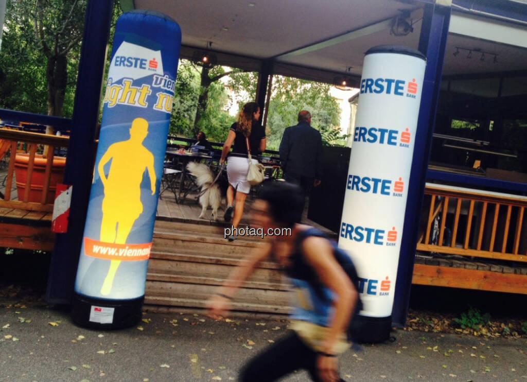 Kick Off PK zum Erste Bank Vienna Night Run 2014 Location: Summer Stage (11.09.2014)