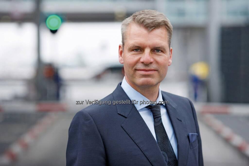 Andreas Otto wird neuer CCO bei Austrian Airlines, © Aussender (11.09.2014)
