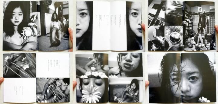 Saori Ninomiya - Visual Line/Private Line 視線/私線, Fuei-sha, 2014, Beispielseiten, sample spreads - http://josefchladek.com/book/saori_ninomiya_-_visual_lineprivate_line