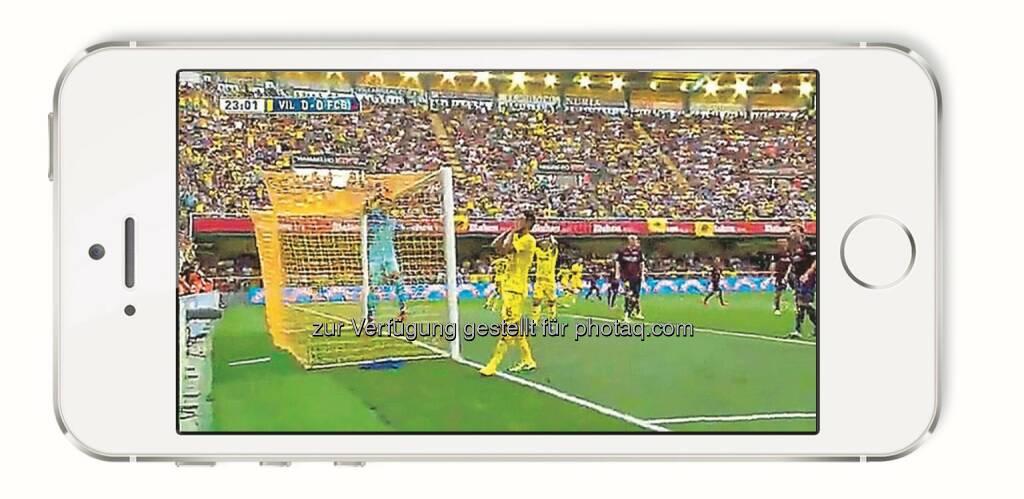 Krone Sport App copyright Mediaprint/Kronen Zeitung, © Aussendung (13.09.2014)