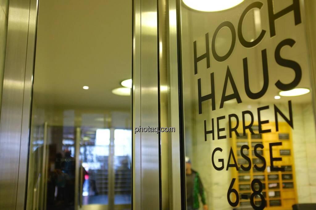 Hochhaus Herregasse 6-8, © Josef Chladek für photaq.com (13.09.2014)