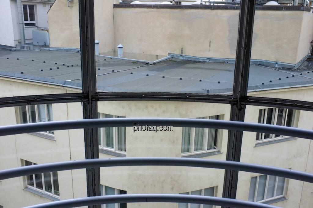 Hochhaus Herregasse 6-8 Detail Aussicht, © Josef Chladek für photaq.com (13.09.2014)