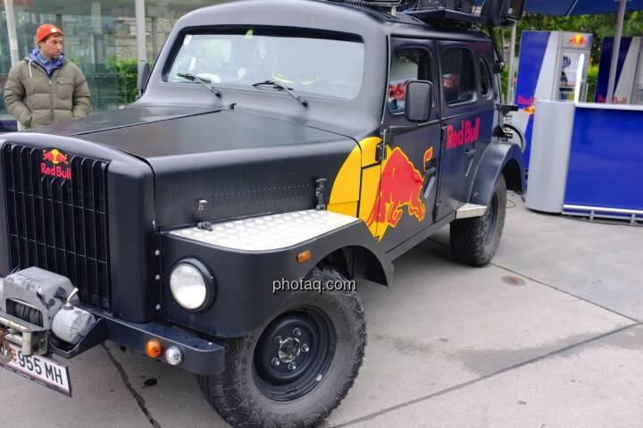 Red Bull Auto, Streetlife Festival 2014