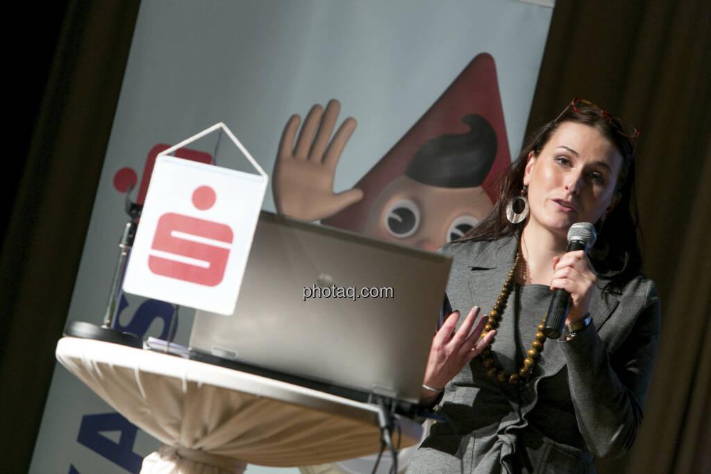 Zeljka Grabovickic (Fidelity Worldwide Investment), © finanzmarktfoto.at/Martina Draper (24.01.2013)