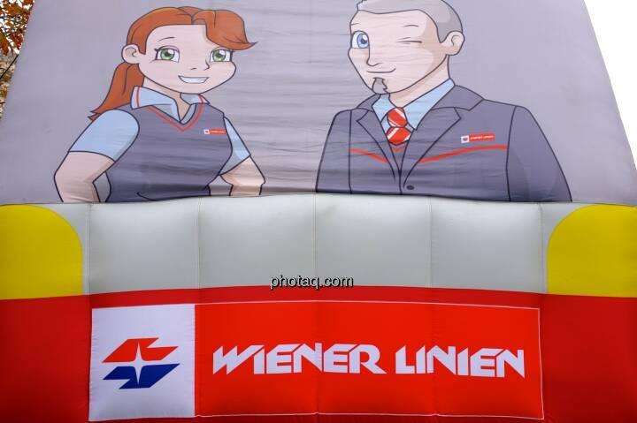 Wiener Linien, Mann, Frau