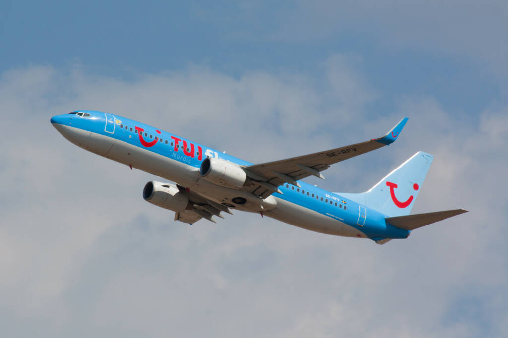 Tuifly Nordic B737, TUI  <a href=http://www.shutterstock.com/gallery-1462280p1.html?cr=00&pl=edit-00>Lukas Rebec</a> / <a href=http://www.shutterstock.com/editorial?cr=00&pl=edit-00>Shutterstock.com</a>, © www.shutterstock.com (15.09.2014)