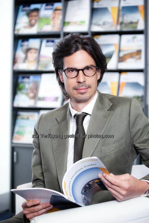 Gregor Kadanka, Obmann der Fachgruppe Wien der Reisebüros: Sonntags-Shopping eröffnet ganz neue Möglichkeiten (Bild: WKW/Foto Weinwurm)