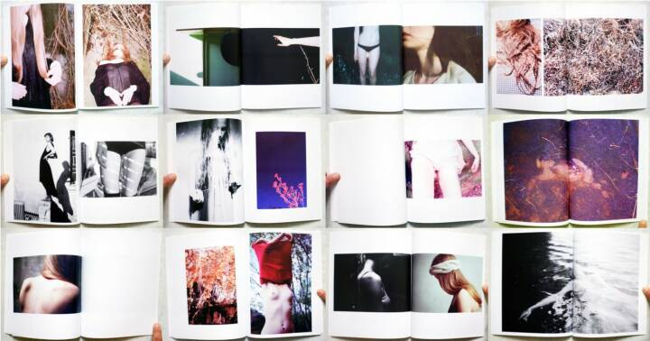 Heiner Luepke - Signs, Self published, 2014, Beispielseiten, sample spreads - http://josefchladek.com/book/heiner_luepke_-_signs