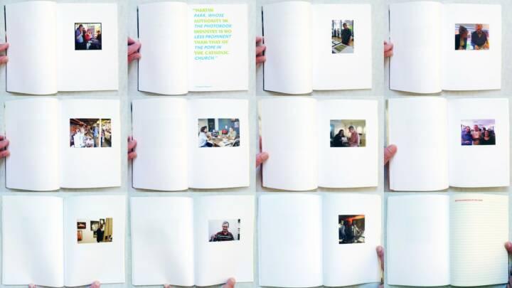 Roger Eberhard - Martin Parr looking at books, b.frank books, Zürich, 2014, Beispielseiten, sample spreads - http://josefchladek.com/book/roger_eberhard_-_martin_parr_looking_at_books
