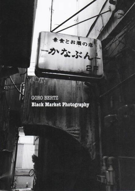 Book Cover Black Market : Photaq goes photobooks september