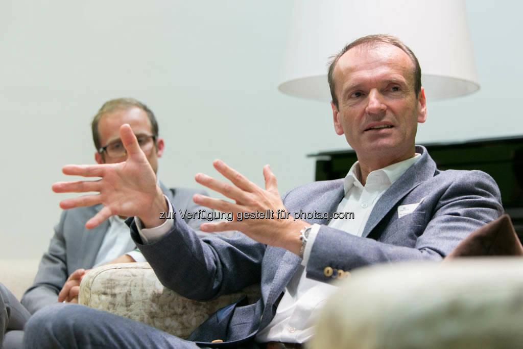 Christian Plas, Geschäftsführer denkstatt GmbH, © Martina Draper für CSR Circle (19.09.2014)