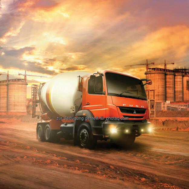 Daimler Trucks präsentiert neue Fuso Lkw in Indonesien, © Aussendung (19.09.2014)