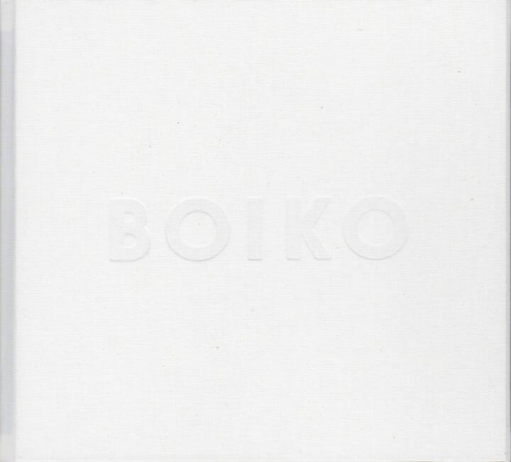 Jan Brykczynski - Boiko, Self published, 2014, Cover - http://josefchladek.com/book/jan_brykczynski_-_boiko