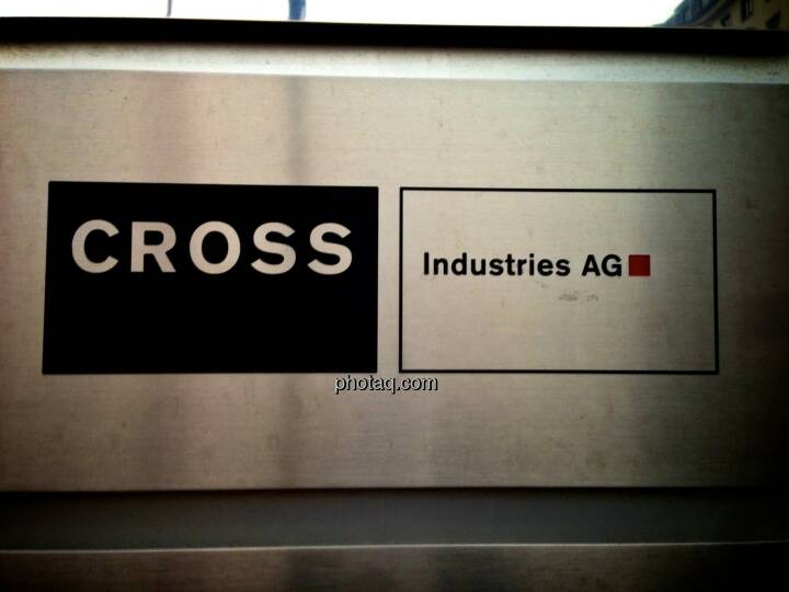 Cross Industries AG