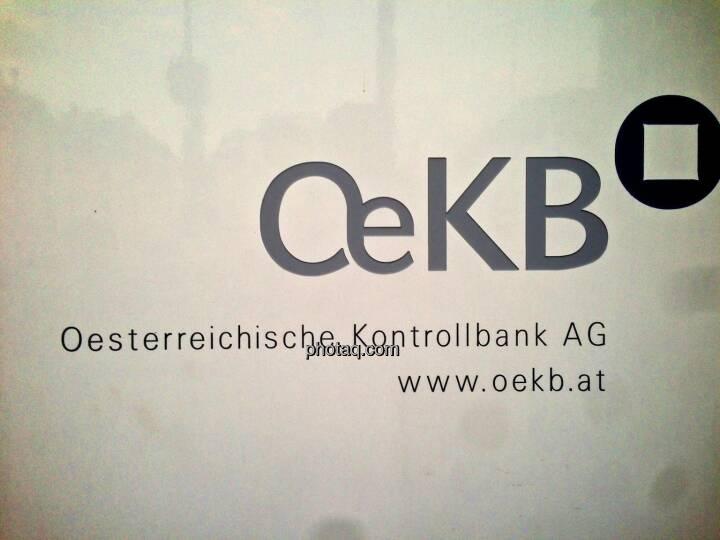 OeKB, Österreichische Kontrollbank, Logo