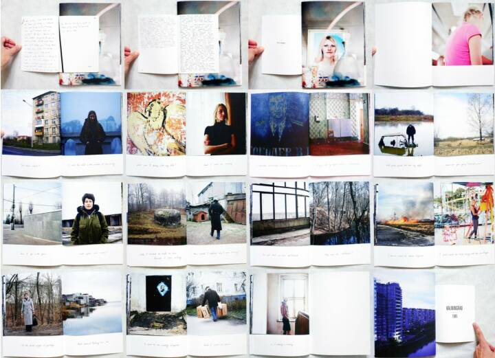 Kate Nolan - Either, Self published, 2014, Beispielseiten, sample spreads - http://josefchladek.com/book/kate_nolan_-_neither