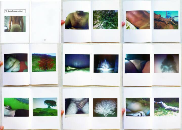 Sergey Melnitchenko - Loneliness online, Self published, 2014, Beispielseiten, sample spreads - http://josefchladek.com/book/sergey_melnitchenko_-_loneliness_online