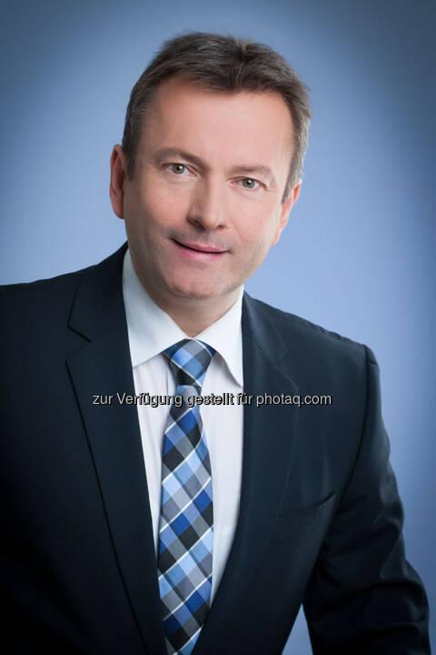 Michael Kleinhagauer neuer COO der Siemens Convergence Creators