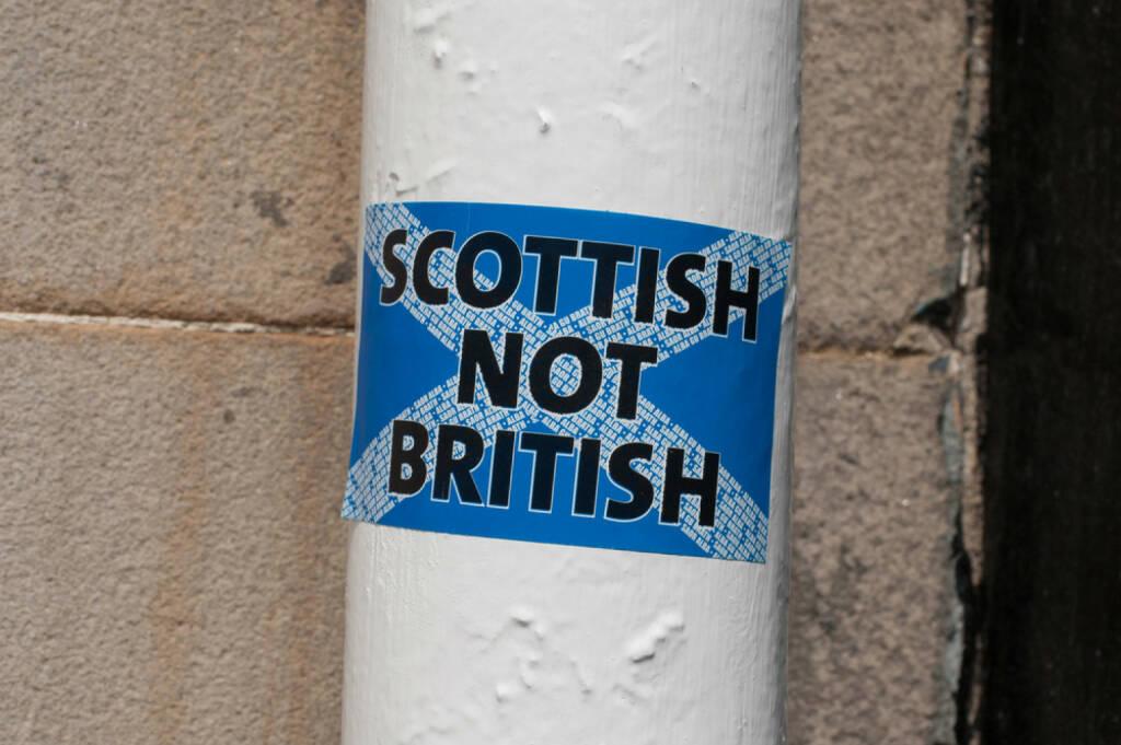 Schottland, Scottish not British, <a href=http://www.shutterstock.com/gallery-1835582p1.html?cr=00&pl=edit-00>DrimaFilm</a> / <a href=http://www.shutterstock.com/editorial?cr=00&pl=edit-00>Shutterstock.com</a>, DrimaFilm / Shutterstock.com, © shutterstock.com (22.09.2014)