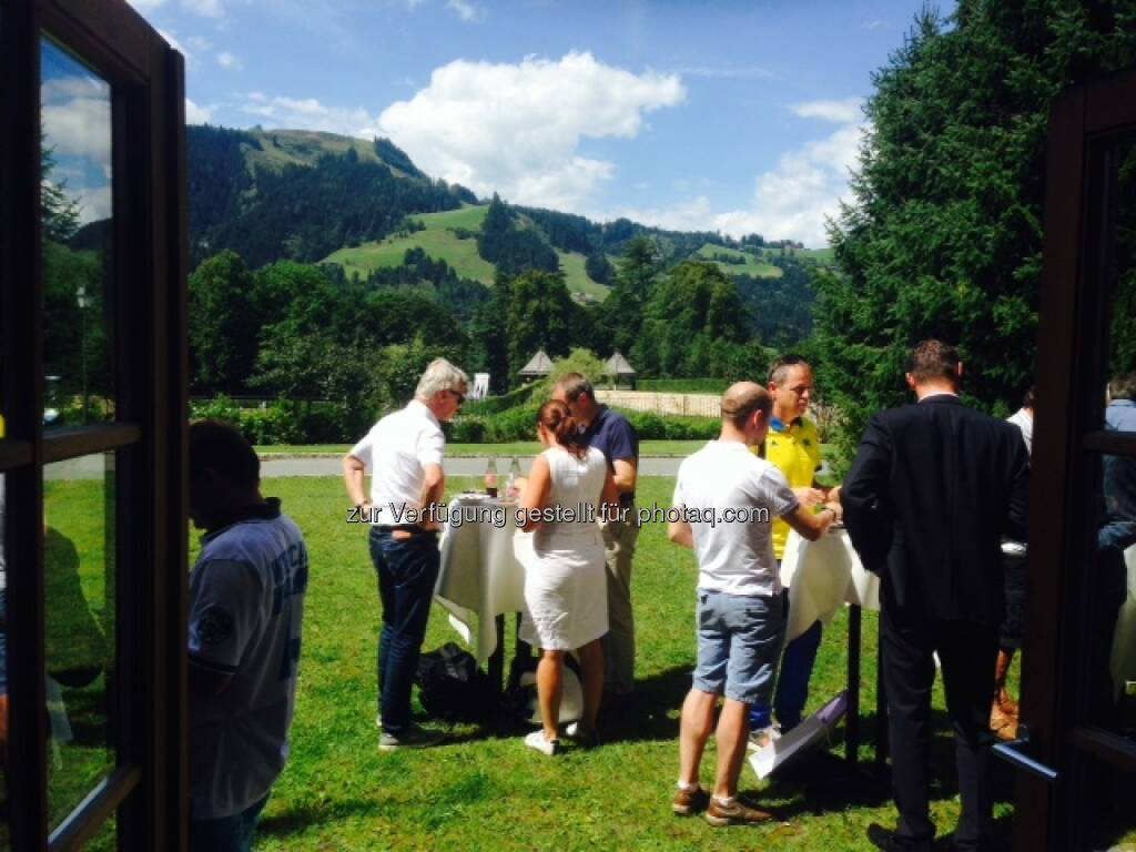 Brokerjet Topkunden-Event in Kitzbühel, © beigestellt (22.09.2014)