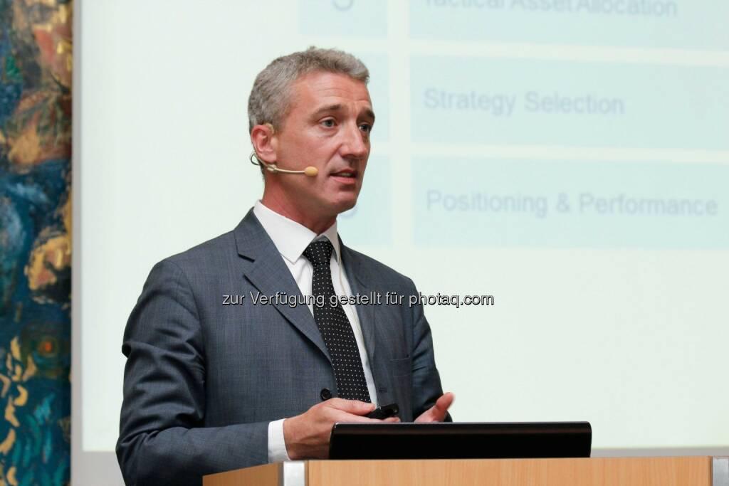 David Ganozzi, Manager des Fidelity Patrimoine, © Ariquon Asset Management AG (22.09.2014)